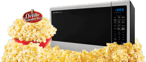 Steamy Kitchen – Win a Sharp Orville Redenbacher microwave oven