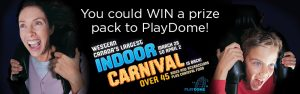 The Toronto Star Wonderlist – PlayDome BC – Win 4 Dome passes & a $60 food voucher