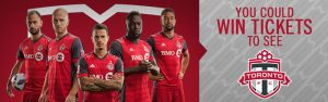The Toronto Star Wonderlist – Win 1 of 68 prizes of a pair of tickets to one 2018 Toronto FC Regular Season home match