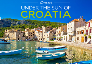 Air France – Under the Sun of Croatia – Win a trip for 2 to Zagreb valued at $6,500