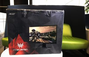 Best Buy Canada – Win an Acer Predator Gaming Monitor valued at $399.99