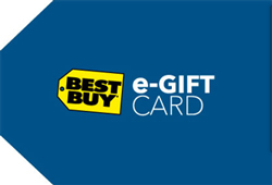 Best Buy – Win a $200 Best Buy e-Gift Card