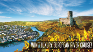 CTV News Ottawa – Win a luxury European River Cruise for 2