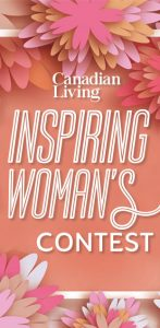 Canadian Living – Lisette L Inspiring Woman – Win 1 of 2 gift cards for Lisette L Montreal valued at $2,250.jpg