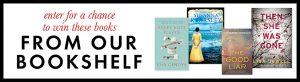 ELLE Canada – Simon & Schuster Books – Win 1 of 4 prize packs