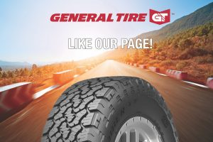 General Tire Canada – Winter Tire – Win 4 tires valued at CAD$1,800