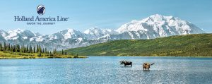 Gulliver's Travel Service – Win an Air-Inclusive 7-night Alaska cruise from Holland America Line valued at $4,500