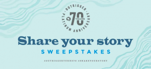 Outrigger Hotels Hawaii – 70th Anniversary Share Your Story – Win a trip for 2 to Honolulu valued at $6,405 USD
