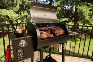 Pit Boss Grills – Win a new 440D Grill