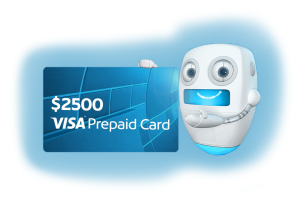 Shaw Cablesystems G.P – Win a grand prize of a $2,500 Visa Prepaid Card OR 1 of 2 minor prizes