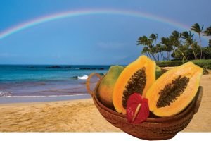 Westjet Magazine – Win 1 of 10 boxes of papayas delivered to your home