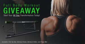iKon Fitness – Win a workout package valued at $100