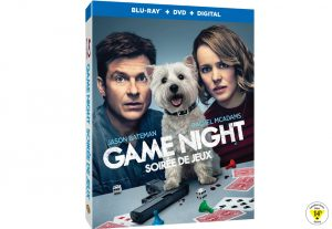 Amongmen – Win 1 of 10 copies of Game Night on Blu-ray
