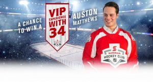 Bank of Nova Scotia – Win a grand prize of a VIP NHL Experience package valued at $20,000 CDN OR 1 of 80 minor prizes