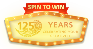 Bernina Canada – 125th Anniversary May – Win a grand prize of a $250 e-Gift Certificate OR 1 of 2 minor prizes