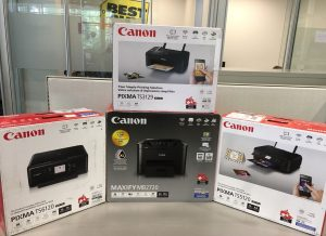 Best Buy – Win 1 of 5 Maxify MB2720 Canon printers valued at up to $229.99