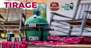 Big Green Egg Canada – Master Smoker – Win a Minimax kit valued at $799