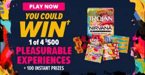 Church & Dwight – Win 1 of 4 grand prizes valued at $659 each OR 1 of 100 instant win prizes