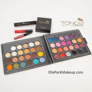 Ella Park Makeup & Beauty – Win a Tonos Revolution Makeup/Ella Park Makeup & Beauty prize pack valued at $213