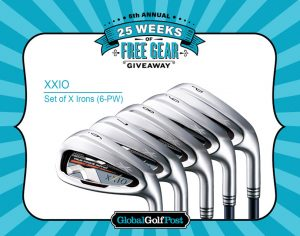 Global Golf Post – Win a set of XXIO X Irons