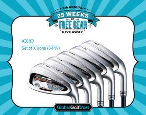 Global Golf Post – Win a set of XXIO X Irons