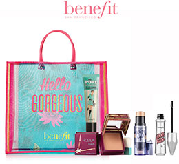 Indigo – Win 1 of 2 prize packs of Benefit Cosmetics Spring essentials valued at $200 CAD each