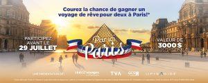 La Pyramide de Ste-Foy & Club Voyages la Forfaiterie – Win a trip for 2 valued at $3,000