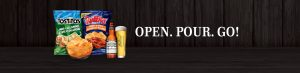 """PepsiCo Canada – Ruffles & Budweiser Prohibition """"Open Pour Go"""" – Win 1 of 3,000 vintage coolers valued at $50 CAD each"""