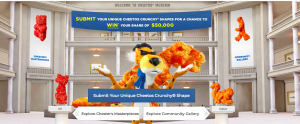 PepsiCo Canada ULC – Cheetos Museum – Win a grand prize of $25,000 CAD OR Weekly prizes and Daily prizes
