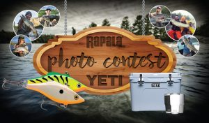 Rapala – Photo Contest – Win 1 of 3 major prizes OR 1 of 7 minor prizes