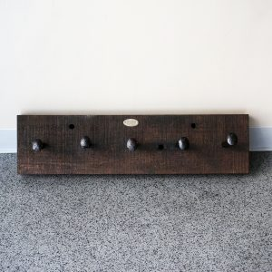 RetroWorks – Win a Rustic Rail Spike Coat Rack valued at $120 CDN
