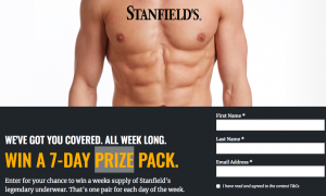Stanfields – Win a prize package of 7-day Stanfield's products valued at total of $160 CAD.png