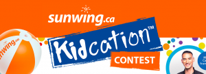 Sunwing – Kidcation – Win a grand prize trip for 4 to Dominican Republic valued at $11,000CDN OR 1 of 2 minor trips