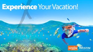 Sunwing Vacations – Experience Your Vacation – Win a trip for 2 to Punta Cana valued at $6,000