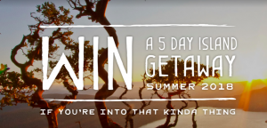 Tourism Vancouver Island – Summer Getaway – Win a Vancouver Island travel package valued at $2,170CDN