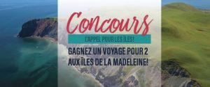 Voyage Vasco – The Call for the Islands – Win a travel package for 2 to the Magdalen Islands