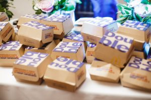 Weddingbells – Win 1 of 6 prizes of a late night wedding meal delivery to a wedding from McDonalds valued at $500 each