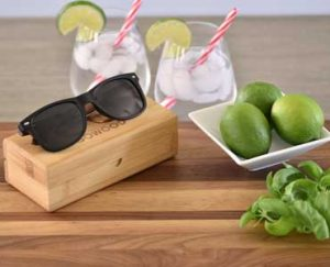 Woodbois & Gowood – Win a Woodbois cutting board and a pair of Gowood walnut wood sunglasses valued at $450