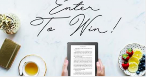 Zoomer Media – KOBO H2O – Win the Aura KOBO H2O valued at $200 for Dad