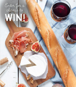 Castello Cheese – Win a prize package valued at $200