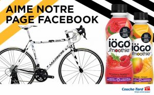 Couche-Tard – Win a Marinoni bike valued at $2,500