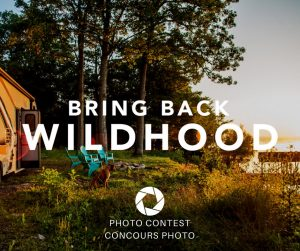 Go RVing Canada – 2018 Wildhood Photo – Win a grand prize package valued at $1,000 OR 1 of 9 minor prizes