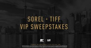 Sorel – Win a 3 -day trip for 2 to Toronto  plus more valued at $4,000