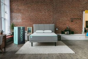 Straight – Win a Bloom Cloud Mattress from Sleep Country Canada valued at $995