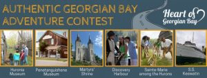 400Eleven – Win 1 of 4 Authentic Georgian Bay Adventure prize packs