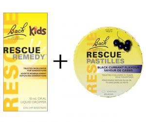 Eco Parent Magazine – Rescue Remedy – Win 1 of 6 Mommy & ME prize packs