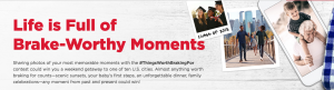 "Federal-Mogul Motorparts – Wagner ""Things Worth Braking For"" – Win a weekend getaway for 4 people valued at $5,000 AUD OR 1 of 10 runner-up prizes"