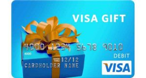Save72 – Win a $720 Visa Shopping Spree