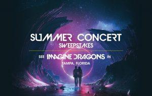 Sopus – Summer Concert – Win a Rock Flight valued at $4,528 CDN