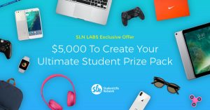 Student Life Network – SLN Labs – Win a cheque for $5,000